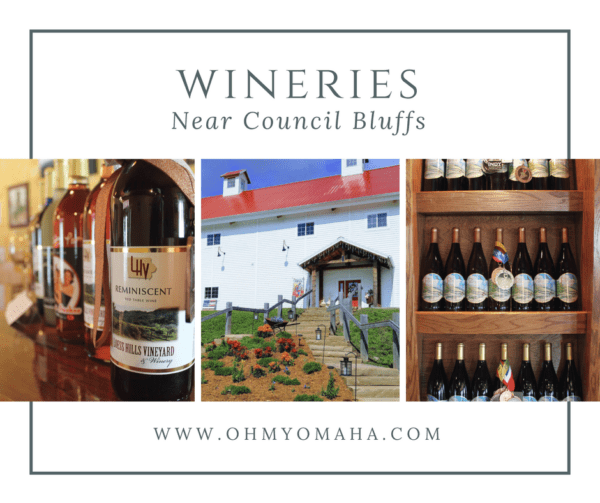 Wineries Near Council Bluffs