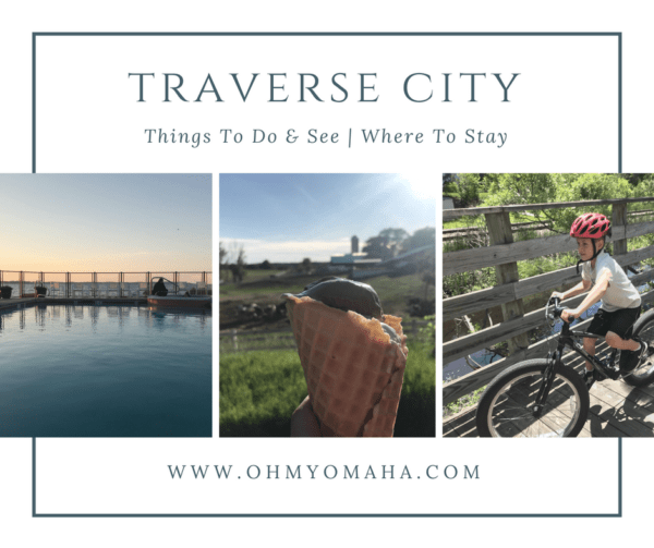 48 Hours In Traverse City With Kids