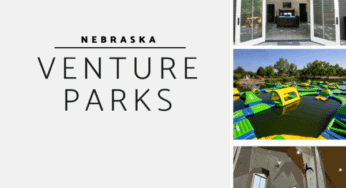 List of what has opened at the Nebraska Venture Parks and what is planned