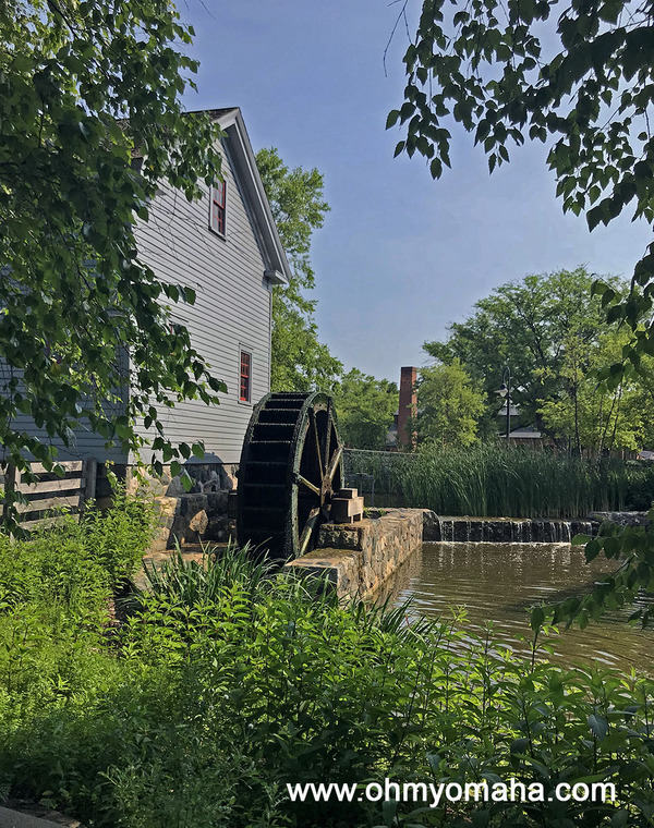 Mill at Greenfield Village