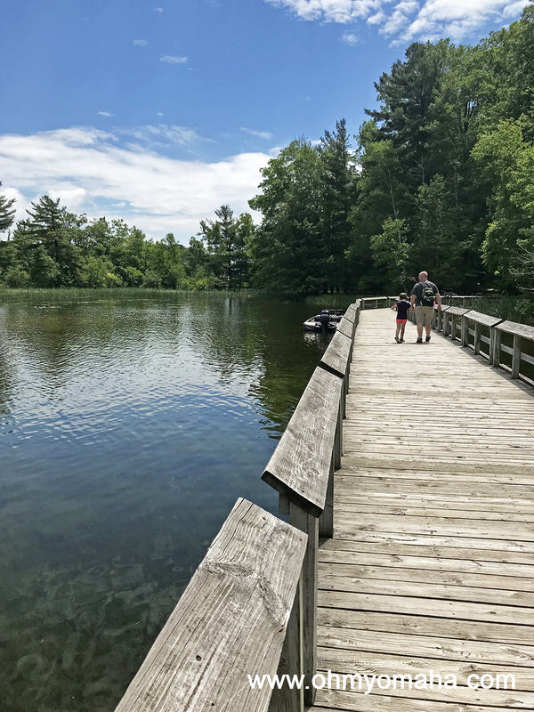 Things to do at LudLudington State Park in Michigan - Take a round-trip hike to Lost Lake