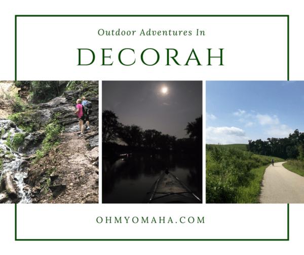 Outdoor Adventures In Decorah