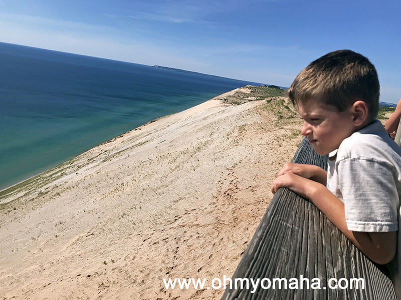 Things to do near Traverse City, Michigan - Take a side trip to Sleeping Bear National Lakeshore for a beautiful view of Lake Michigan