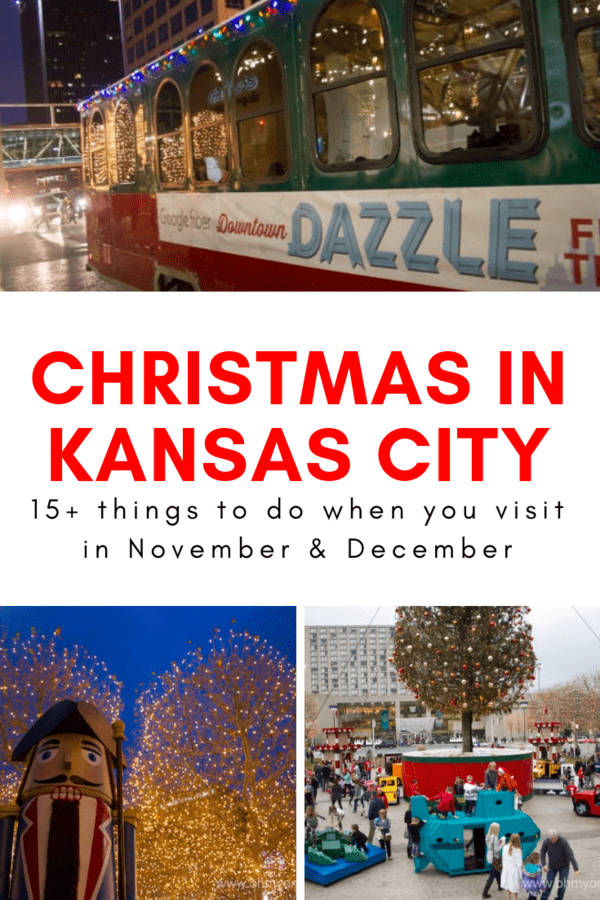 Christmas In Kansas City 2021 15 Fun Things To Do During A Kc Christmas Getaway 2020 Updates Oh My Omaha