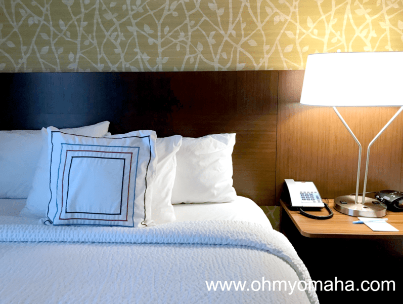 Room of Fairfield Inn & Suites, a hotel near Detroit Michigan