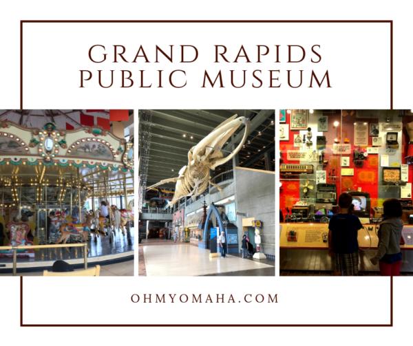 Exploring Grand Rapids Public Museum With Kids