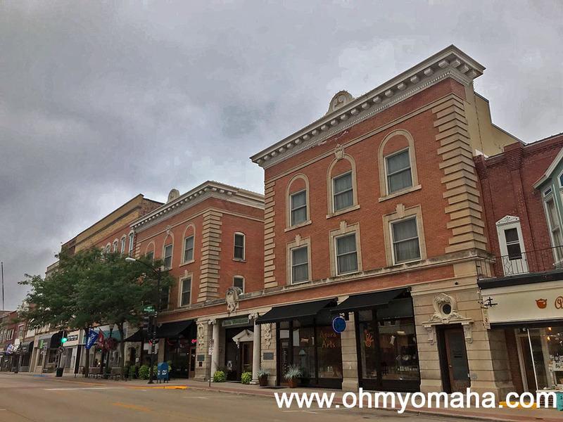 Shops in Decorah, Iowa