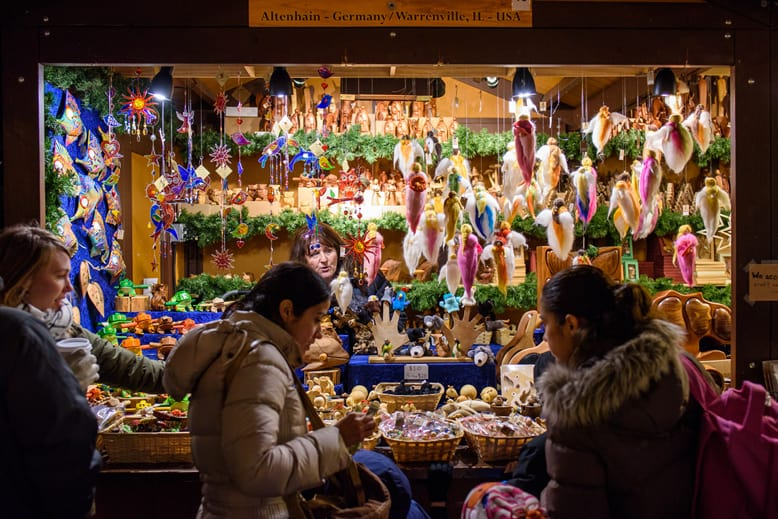 Christkindlemarket in Chicago