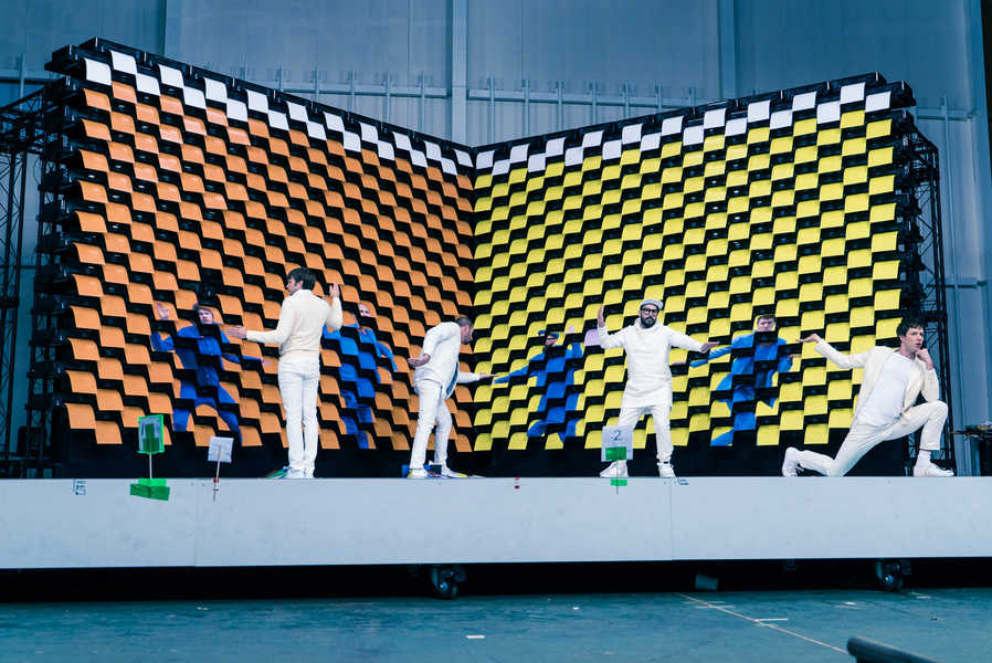 OK Go The Live Video Tour 2018