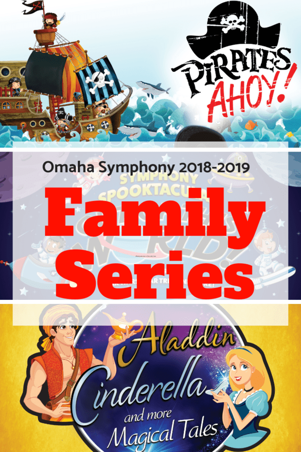 Find out why your family will love the Omaha Symphony's Family Series - Pre-show lobby activities like instrument petting zoo and lots of fun during the performance #partner #Omaha #Nebraska #familyfriendly