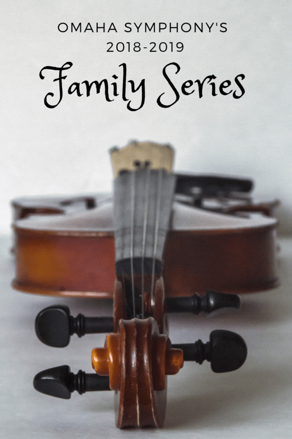 What to expect at an Omaha Symphony Family Series concert, plus details on the 2018-2019 season #partner #orchestra #concert #familyfriendly
