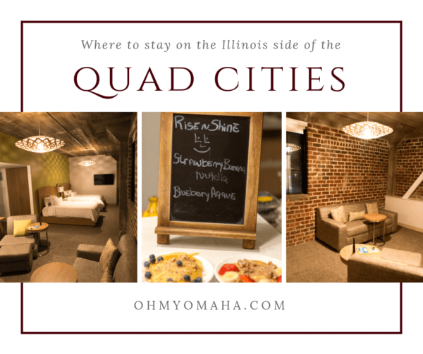 Where To Stay In The Quad Cities – Illinois Side