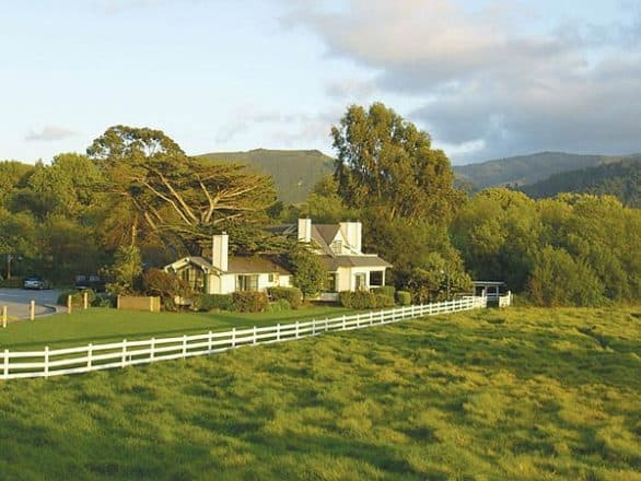 Mission Ranch in Carmel-by-the-Sea California