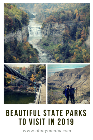10+ state parks to visit in 2019 + tips on hikes, best views and hidden gems. #tips #parks #hiking