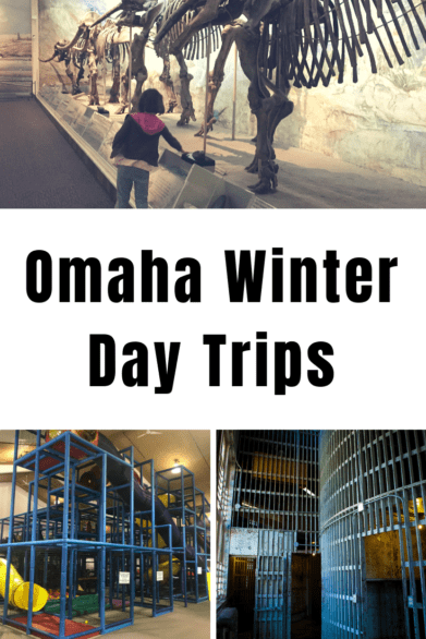 Winter day trips from Omaha, Nebraska - Indoors and outdoor ideas for families #Nebraska #Iowa #familytravel