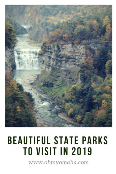 Travel bloggers share their favorite state parks to visit in the U.S., and include tips on hikes, best views and hidden gems. #tips #parks #hiking