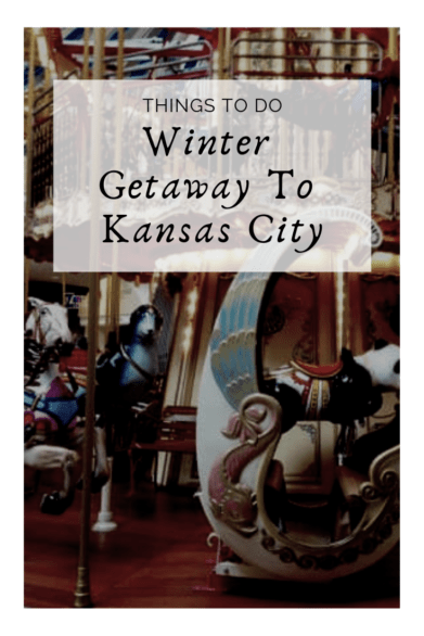 Family-friendly winter getaway to Kansas City and nearby Overland Park. Get ideas for restaurants to visit, fun things to do, and hotel ideas #familytravel #KC #missouriadventure