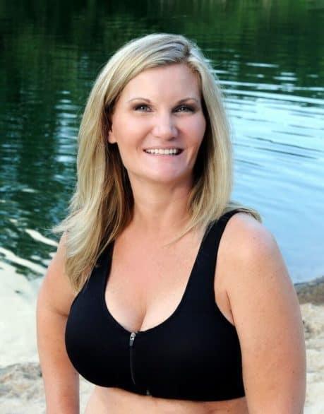 Tamara Brunow, owner of H2W Apparel.