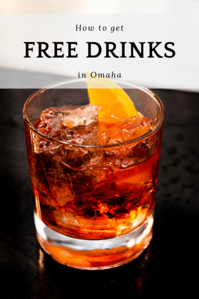 Want to get a free drink the next time you visit a new restaurant in Omaha? There's an app that gets people out exploring new bars and hip restaurants all the while enjoying a free drink. #Libate #partner #Omaha #Nebraska