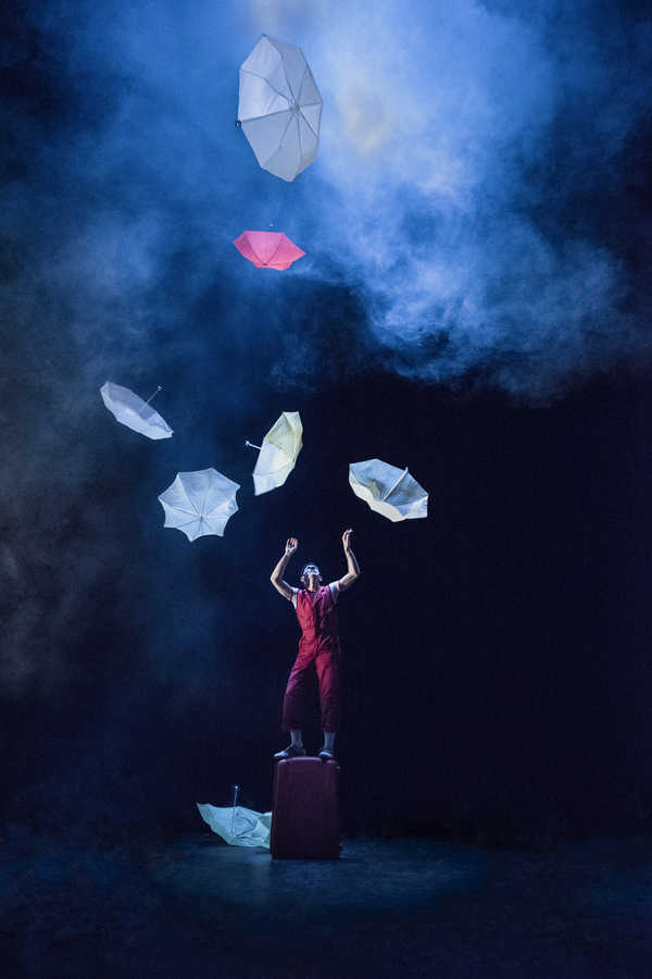 "A scene from ""Air Play,"" a touring show"