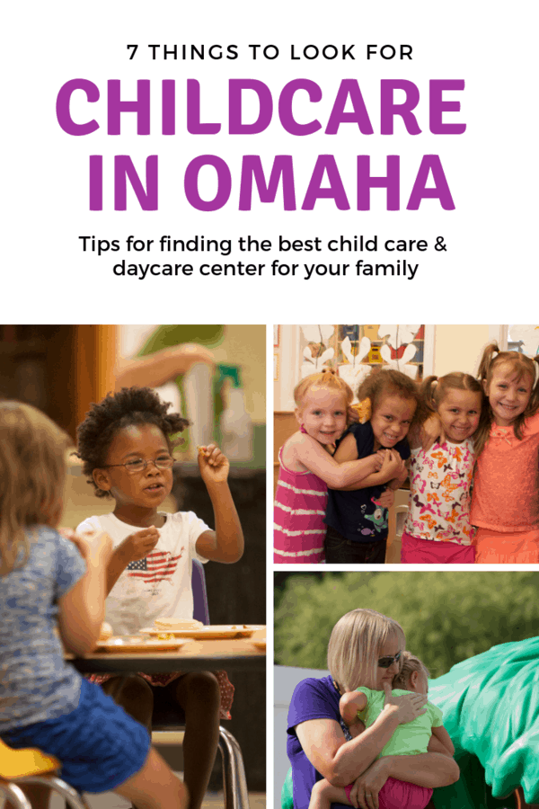 Tips for finding the right child care for your family in Omaha | Expert tips on what to look for when you tour a center #Omaha #Nebraska #daycare