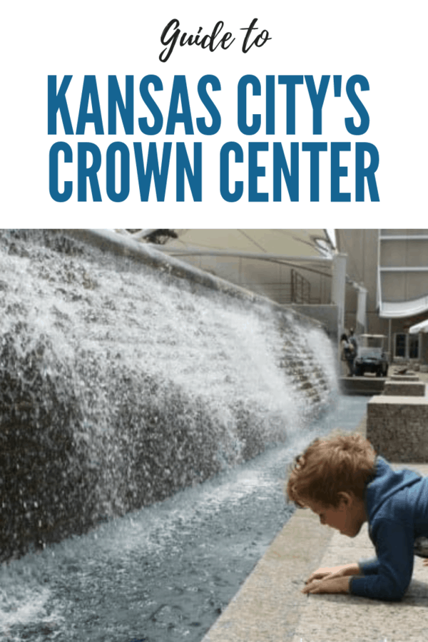 Family guide to Crown Center in Kansas City - Where to eat, things to do and hotel suggestions #familytravel #missouri #KC