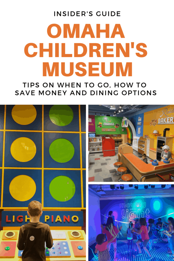 Tips for visiting Omaha Children's Museum - Know when to go, know how to save money, and understand the perks of membership #Omaha #Nebraska #museum