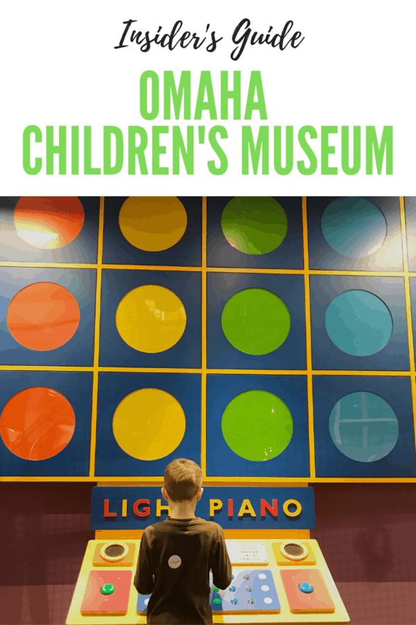 Things to know before you visit Omaha Children's Museum - Get tips on when to go, dining options, and parking suggestions #Omaha #Nebraska #familytime