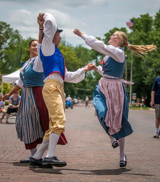 Top things to do in Kansas - Celebrate Swedish heritage in Lindsborg