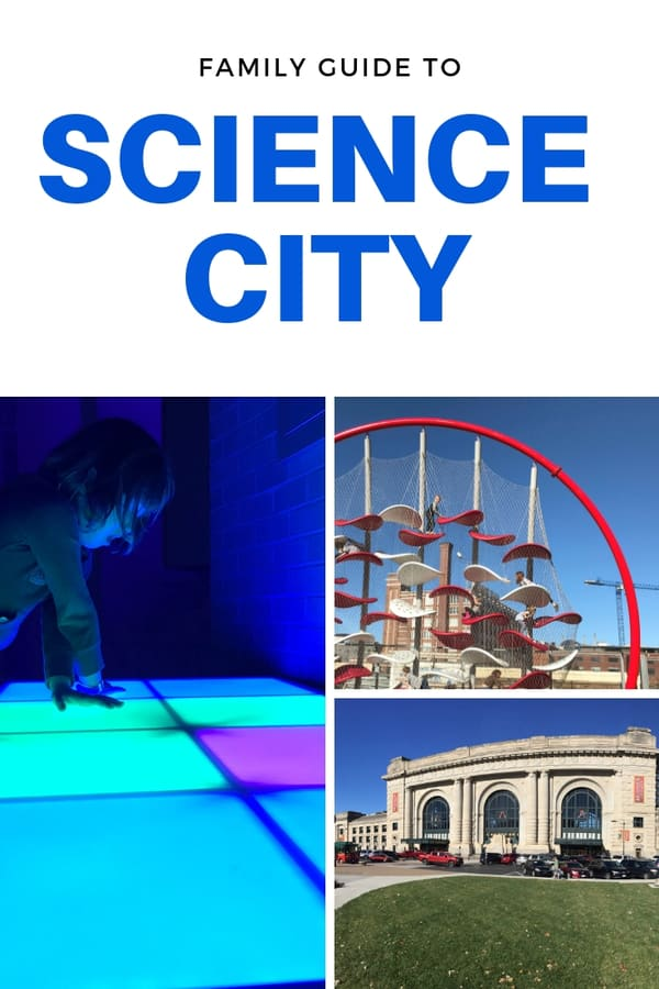Looking for something fun to do with kids in Kansas City? Check out Science City, a science center with that appeals to all ages. #KC #Missouri #FamilyTravel