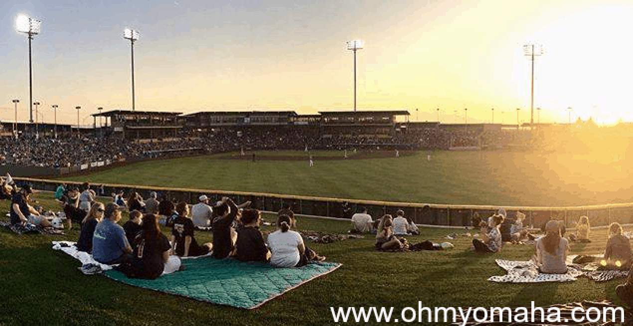 This list of things to do in Omaha in the summer includes indoor and outdoor ideas, like attending an Omaha Storm Chasers baseball game.