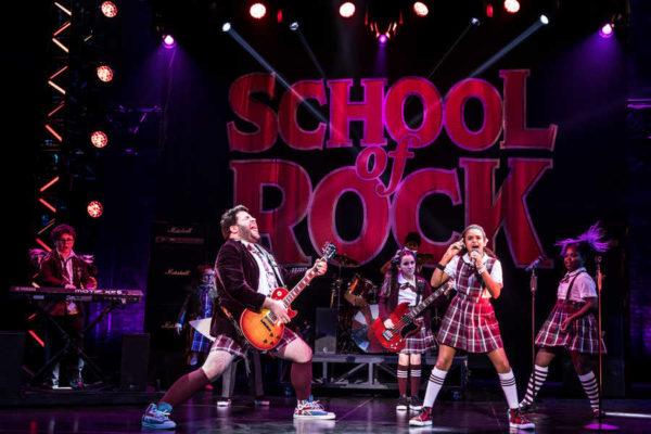 Discount Tickets To 'School Of Rock' In Omaha