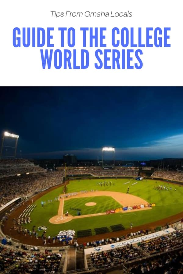 Planning to go to the College World Series held each June in Omaha, Nebraska? Here's a guide to all the need-to-know information: How to get tickets, where to park, how to get to the game, and where to tailgate. Plus, read locals' tips on CWS activities from parking to where to sit.
