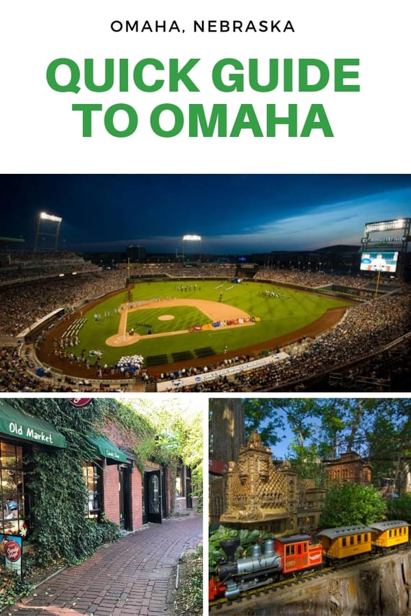 Planning a trip to Omaha, Nebraska? Here's a quick guide to the city geared toward families. It includes restaurants, attractions and fun thing to do in Omaha. #familytravel #USA #Midwest #travelguide