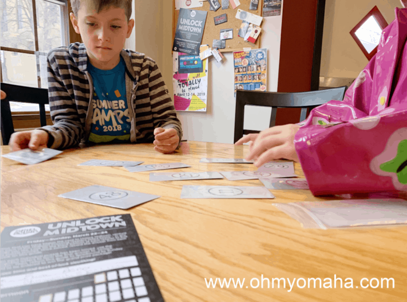 Fun things to do with kids at Midtown Crossing - Play games at Speilbound Board Game Cafe