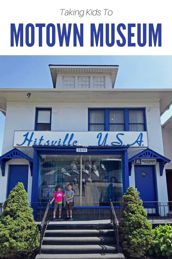 Thinking about taking the Motown Museum tour with your kids? Here are few things you should know before go. #Tips #Detroit #Michigan #USA #FamilyTravel