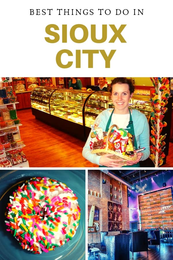 Local mom shares where to eat, play and explore in Sioux City, Iowa. This guide includes restaurants, tips on where to hike and where to see a show, and the best museums to see if you only have a day to visit. #Iowa #Guide #SiouxCity #Siouxland
