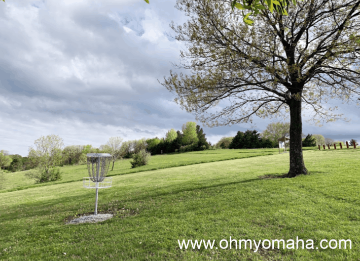 Things to do at Lake Icaria - Play disc golf on the 18-hole course