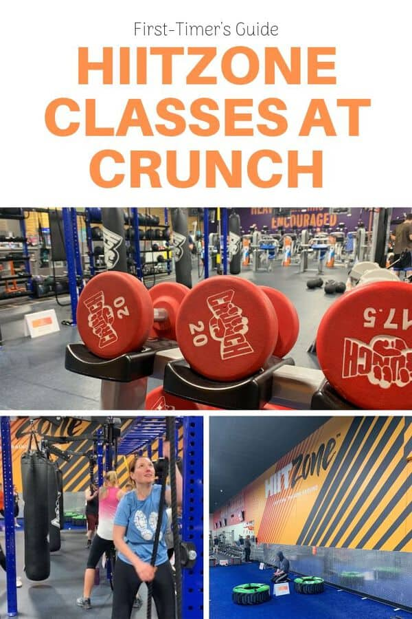 First timer's guide to HIITZone classes - Crunch locations around the world, including Omaha, are getting HIITZones.  Find out what The HIITZone is and what you can expect in your first class. #sponsored #fitness #crunchfitness #guide