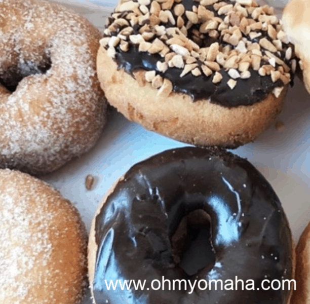 Omaha breakfast places everyone needs to try - Omaha's best donuts are at Olsen Bake Shop