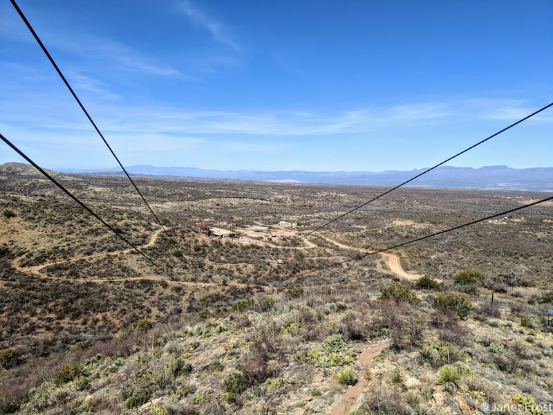 Best outdoor things to do in Tucson with kids - Try Arizona Zipline Adventures at the Peppersauce Station near Mt. Lemmon.