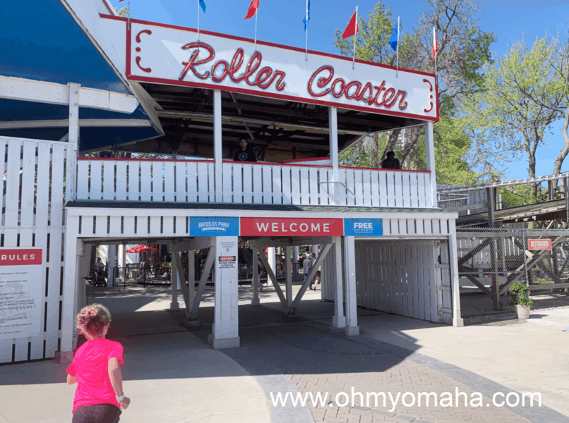 Guide to Okoboji in the summer - A visit to the Okoboji region isn't complete without a day at Arnolds Park Amusement Park
