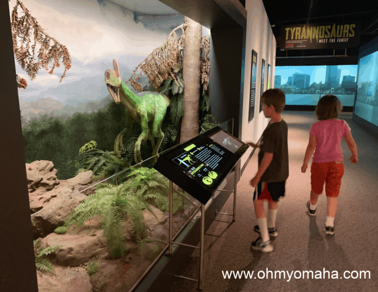 Things to know about the Tyrannosaurs: Meet The Family exhibition - The traveling exhibit has a newly-discovered Guanlong wucaii display.