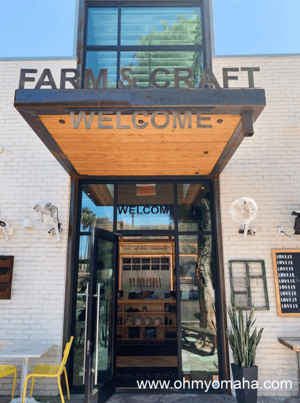 Kid-friendly restaurant in Scottsdale - Find fresh, sustainable food at Farm & Craft in Old Town Scottsdale. The restaurant has a kid's menu/