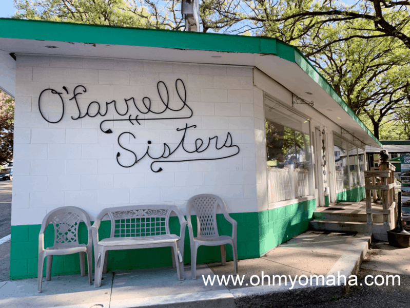Everyone's going to tell you to try breakfast at O'Farrell Sisters, and they're going to tell you to get the pancakes and/or the cinnamon rolls. But it's a small place, so get there early.