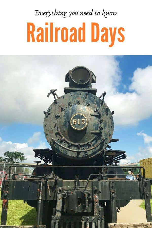 Guide to Railroad Days, the annual celebration of trains and railroads held in Omaha and Council Bluffs. Here's what you need to know about when it happens, where it happens, and how much it costs to attend. #Guide #Tips #Nebraska #Iowa
