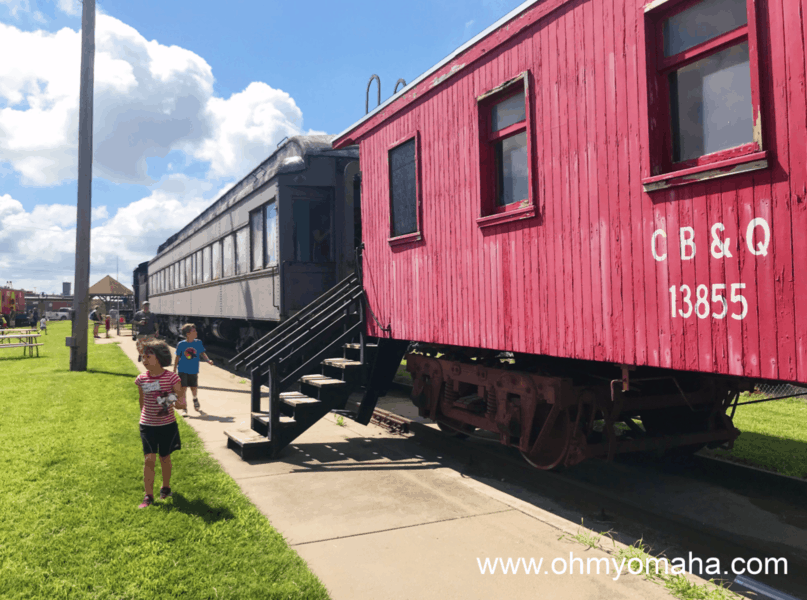 Railroad Days is an annual celebration of the area's railroad history. Visit places like RailsWest Railroad Museum in Council Bluffs during the event.