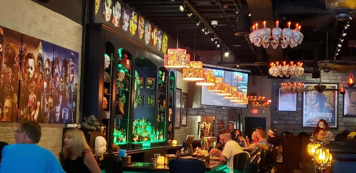 Monster Club is Omaha's only monster-themed restaurant.