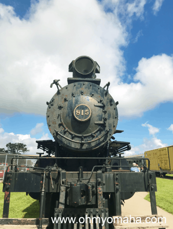 Must-see Nebraska festivals - Railroad Days is held each year in July in Omaha and in nearby Council Bluffs
