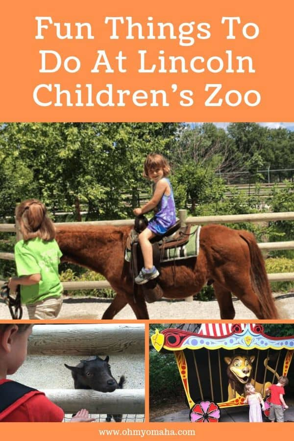 No trip to Lincoln, Nebraska with young kids is complete without a visit to Lincoln Children's Museum! I shared some of my family's favorite things to do at the zoo in this post. #zoo #guide #Nebraska #USA